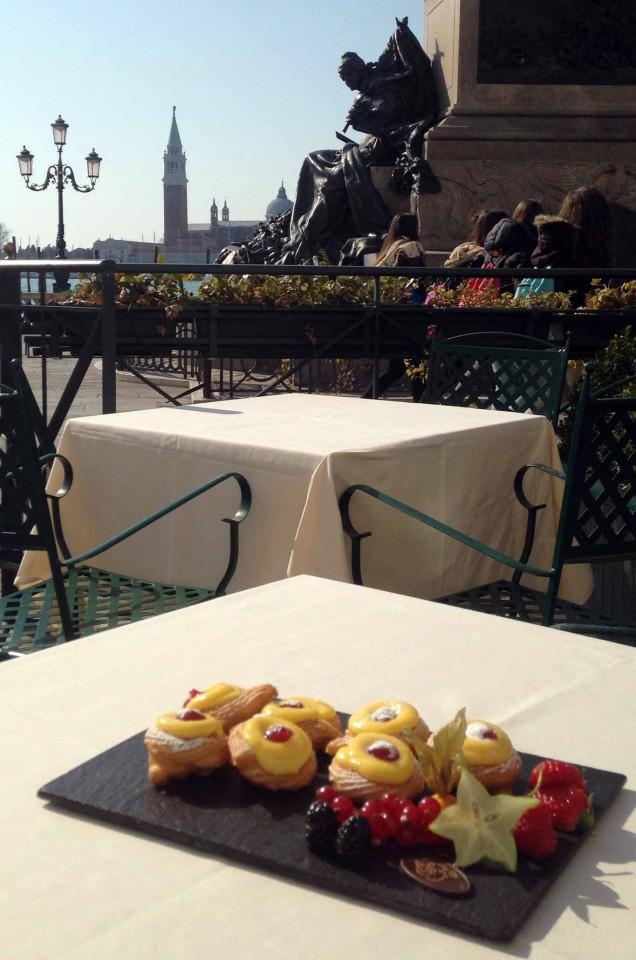 Zeppole a Venezia