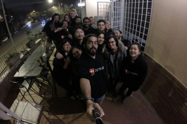Zomato-Rome-Team