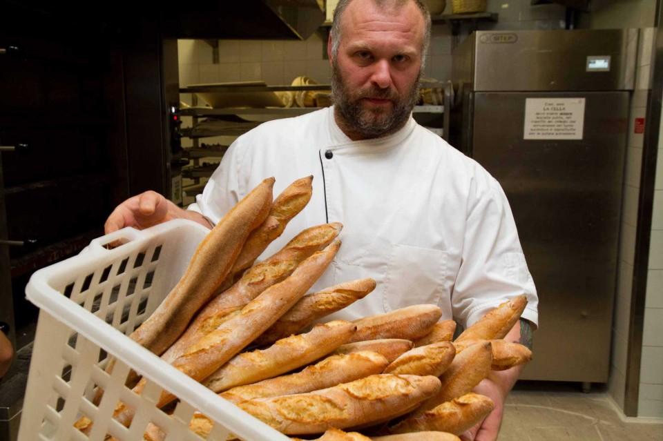 baguette Gabriele Bonci