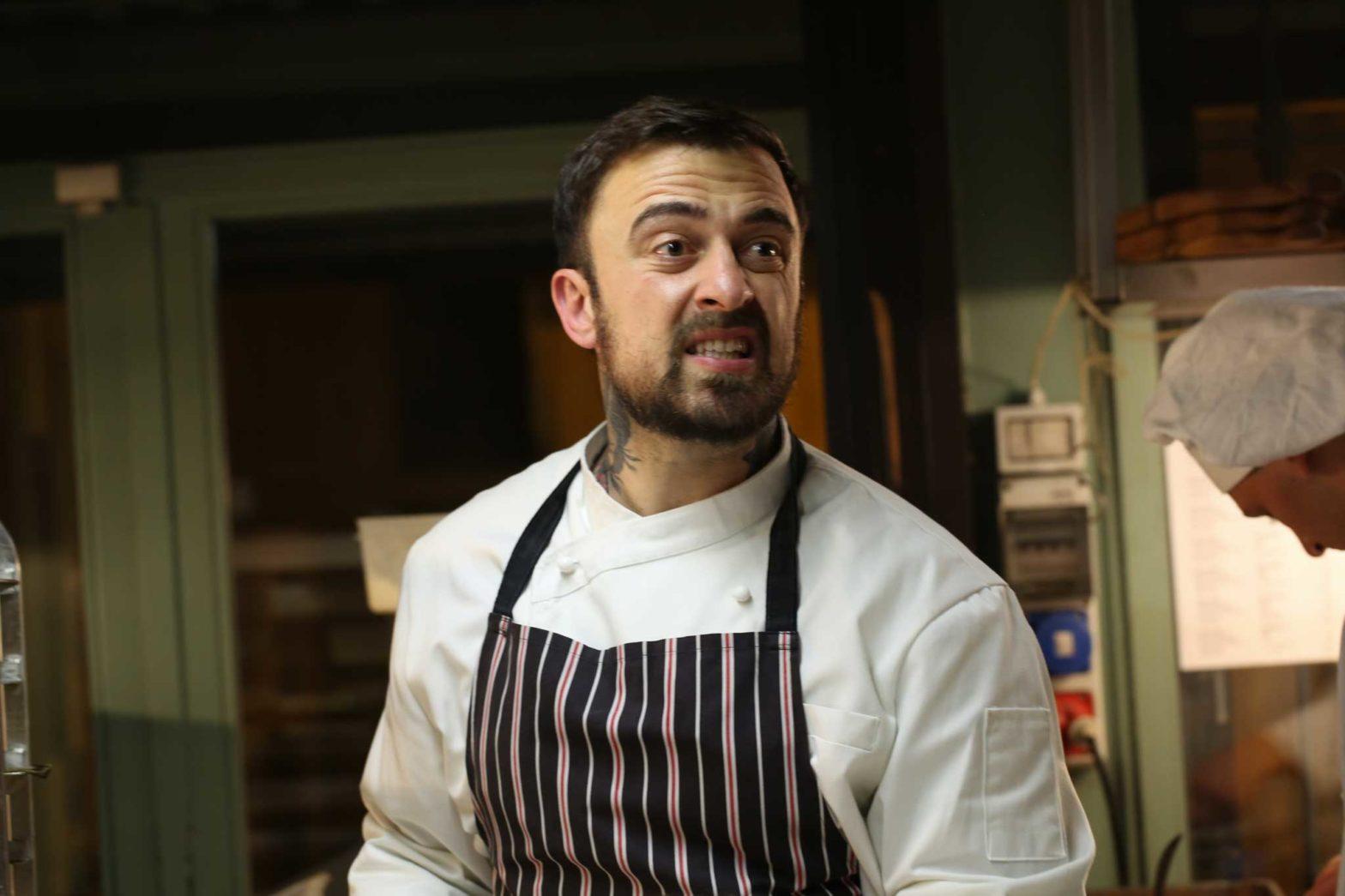 Chef rubio litigio social