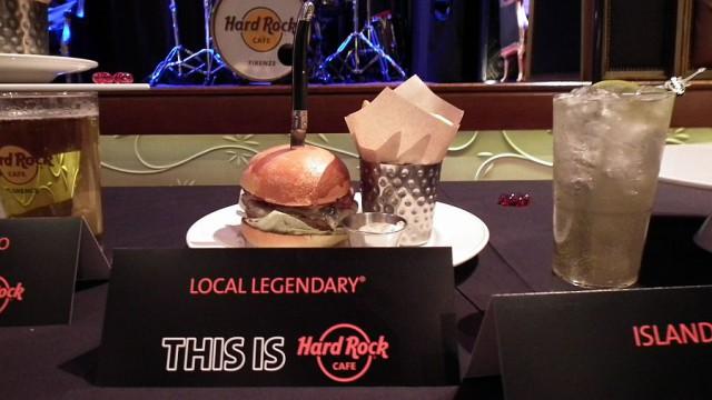 local legendary burger