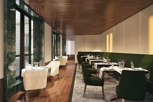 mandarin Milano ristorante
