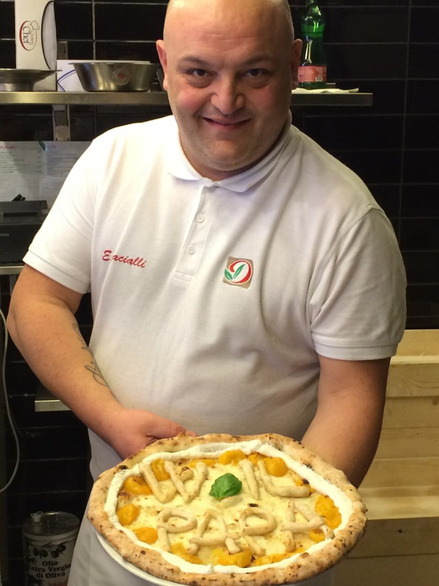 pizza Papa Enzo Cacialli