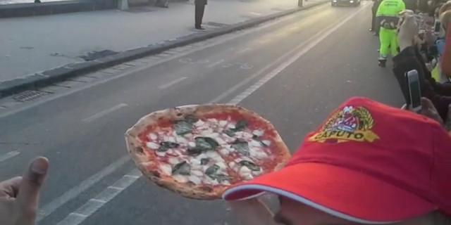 pizza Papa Sorbillo