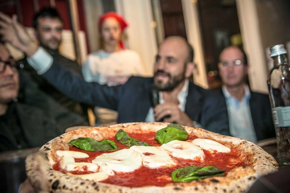 pizza firma Unesco