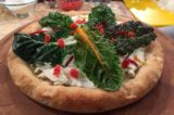 Pizza fatta in casa di Gino Sorbillo: Arcobaleno Expo con farina di farro