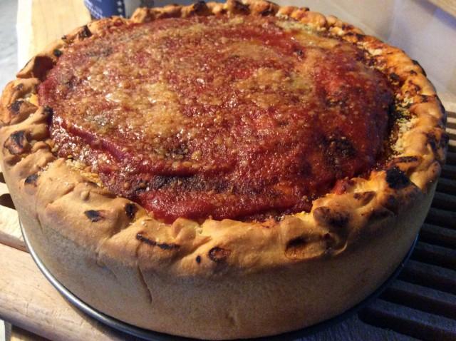 pizza impasto ricetta parmigiana melanzane 04