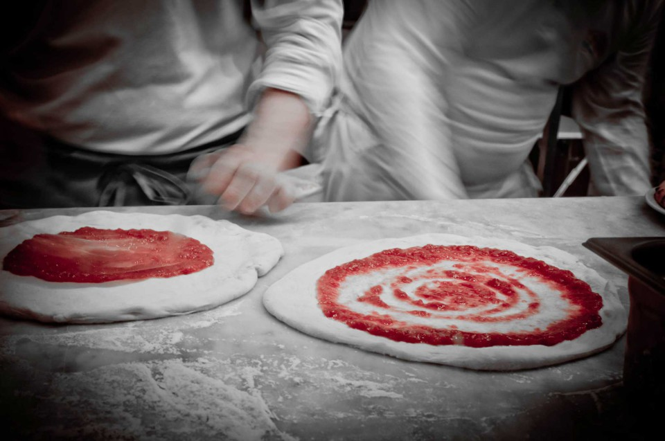 pizze margherita