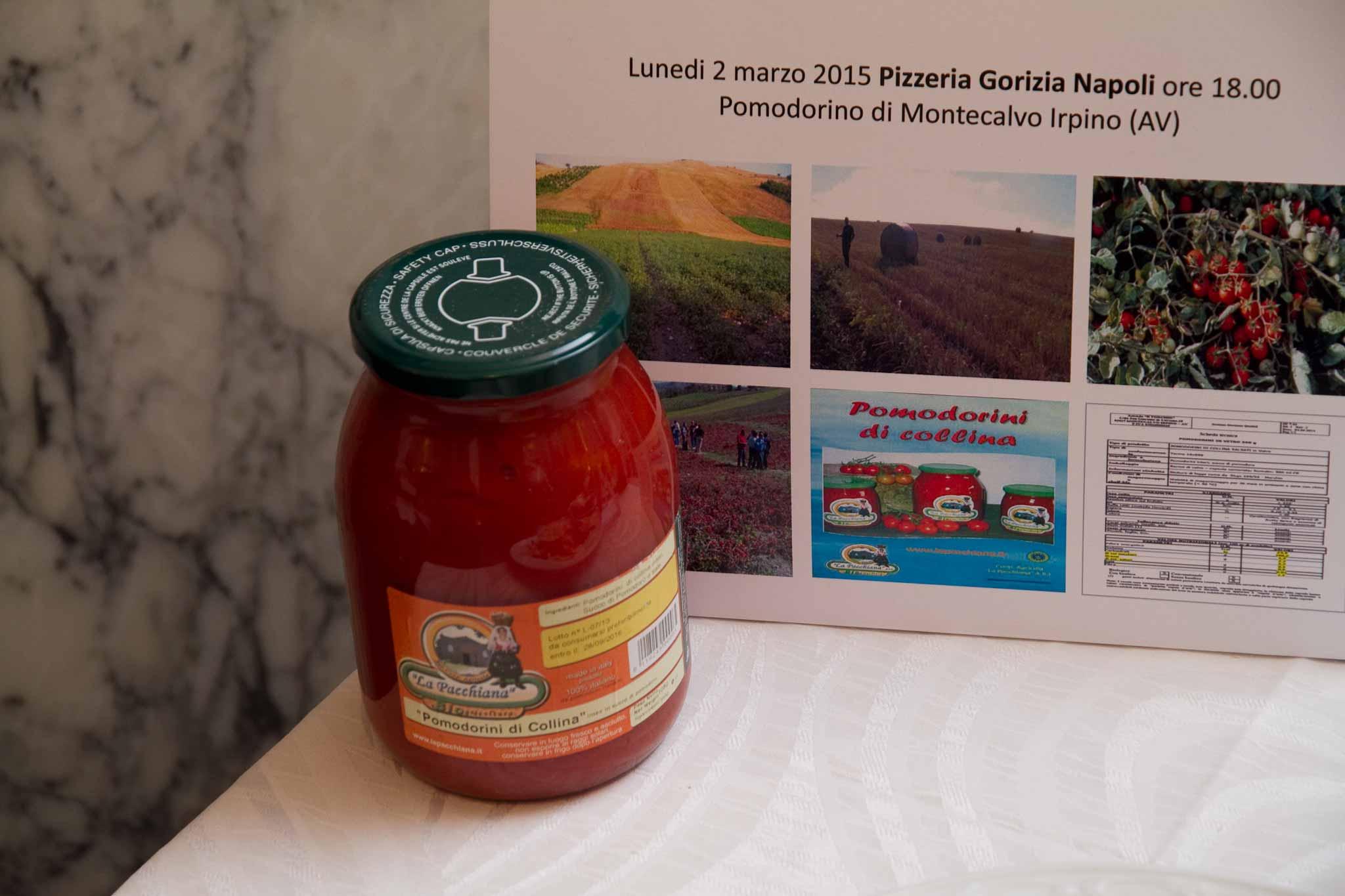 pomodori La Pacchiana