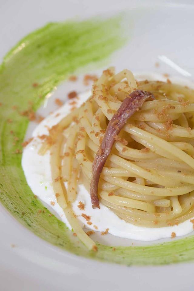 ricetta pasta Sud
