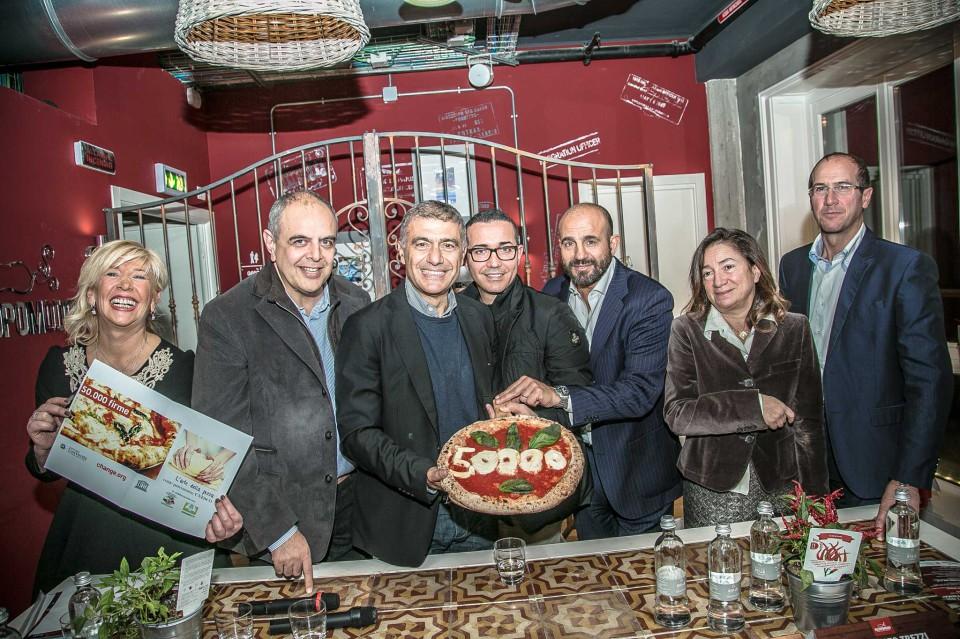 sostenitori pizza Unesco
