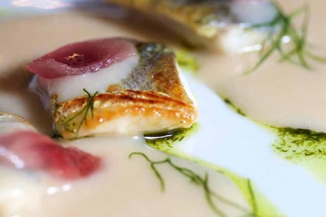 spigola ricetta pesce