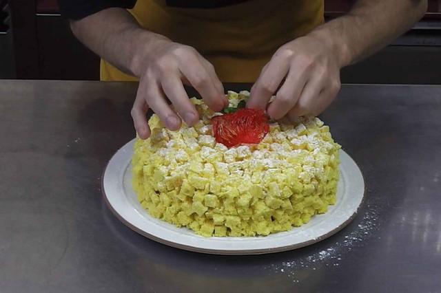 torta mimosa frittella