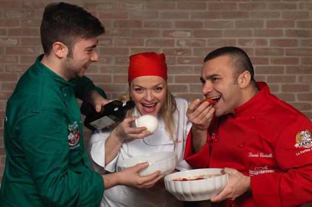 tre pizzaioli napoletani