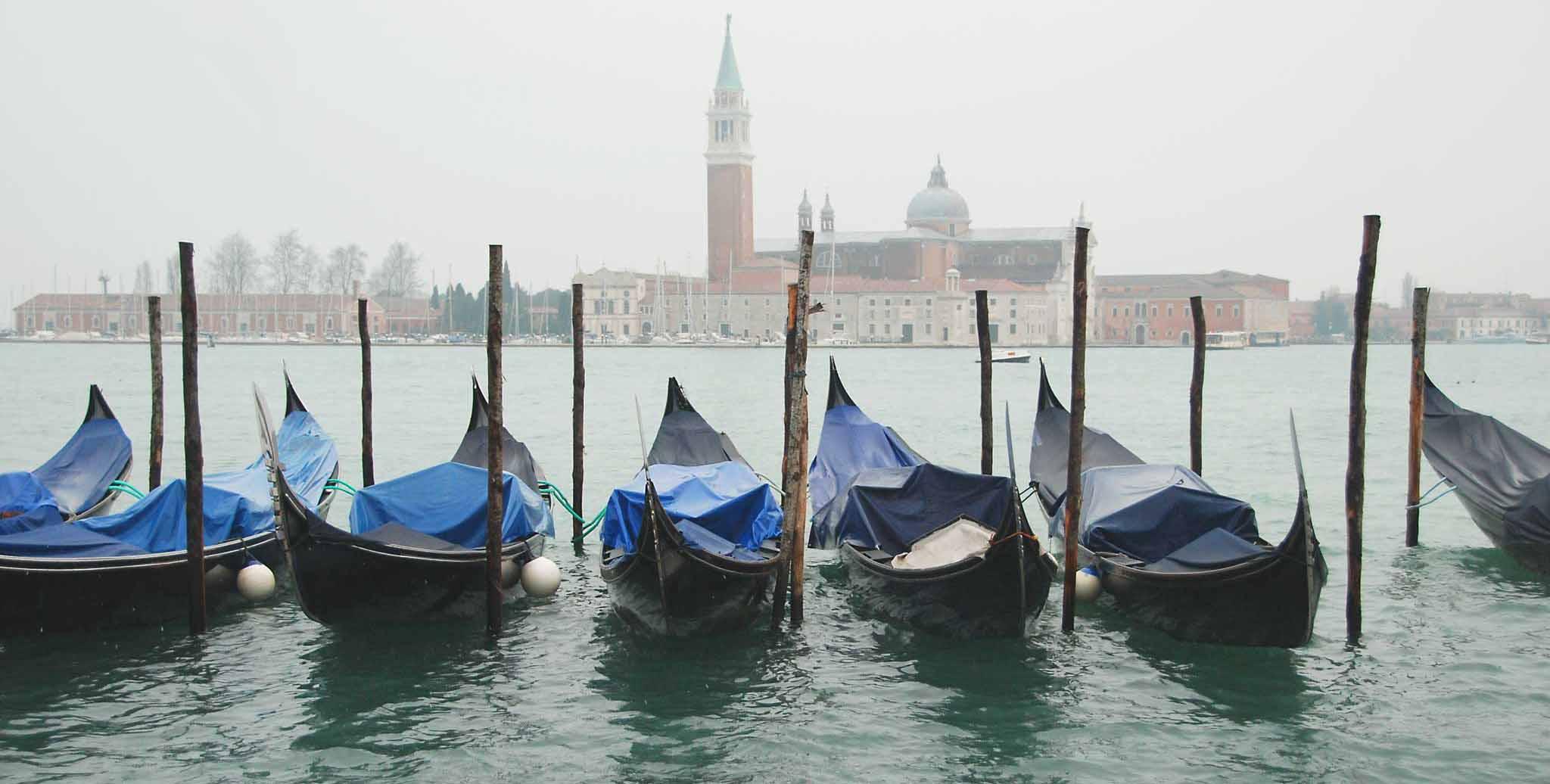 rimuovere il grasso dalle venezia