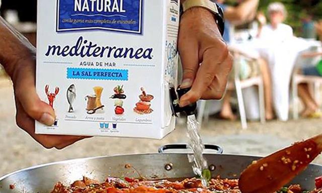 Salute. Cucinare con l\'acqua di mare per ridurre il sale nel cibo?