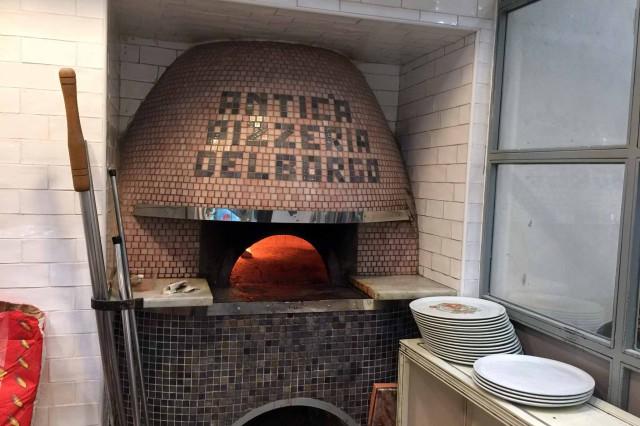 Antica Pizzeria del Borgo