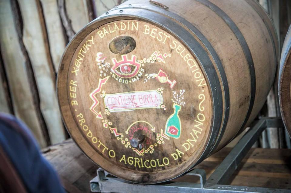 Baladin birra botte