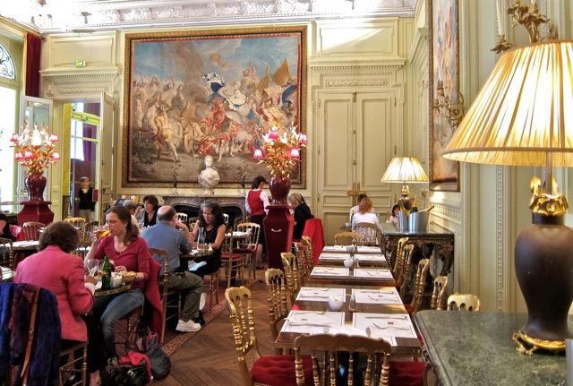 Café Jacquemart André