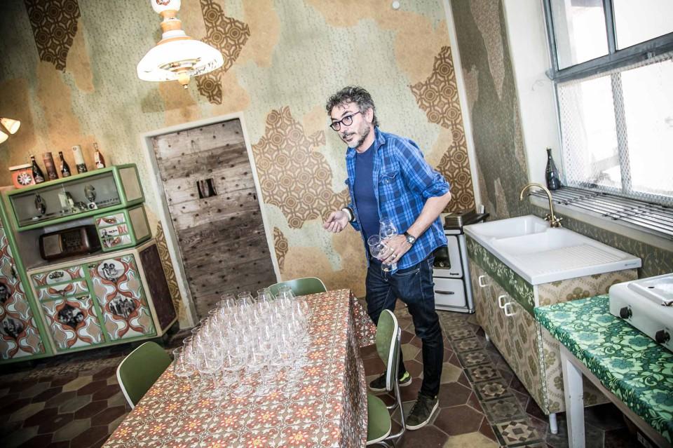 Casa Baladin cucina