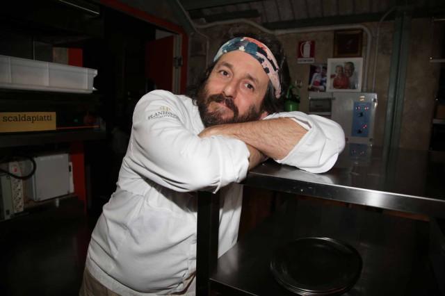 Cristiano Tomei chef