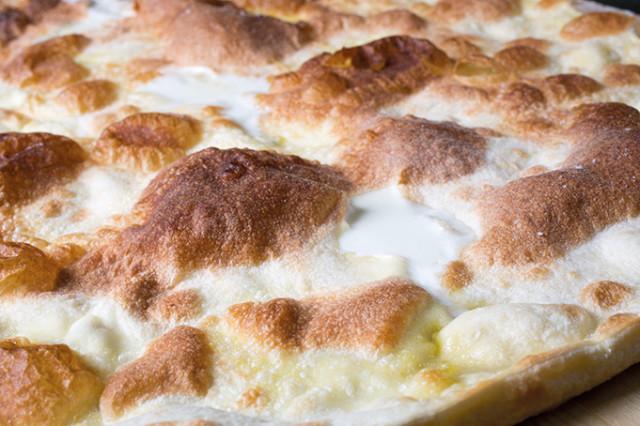Focaccia al formaggio Vianson