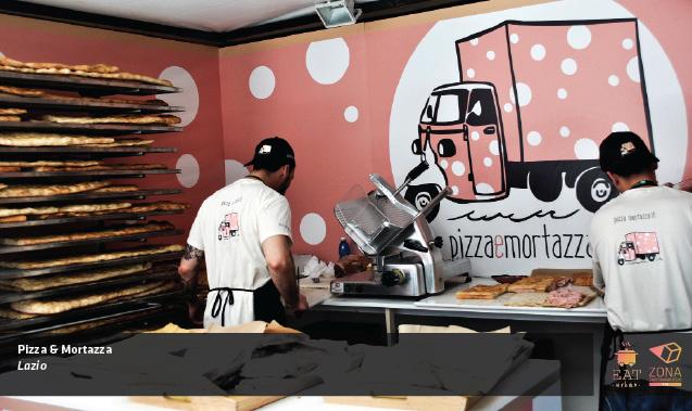 Fuorisalone 13 aprile Food Truck Festival
