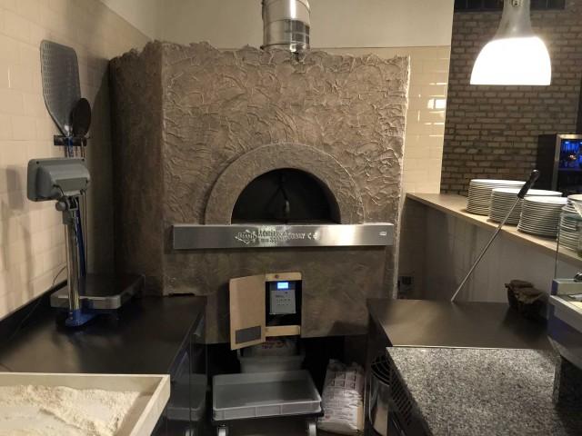 Gazometro 38 forno pizza