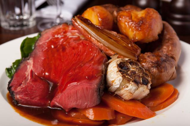Hawksmoor Sunday Roast