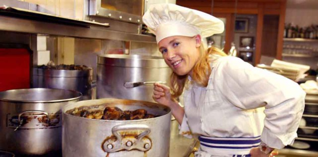 Helene Darroze chef