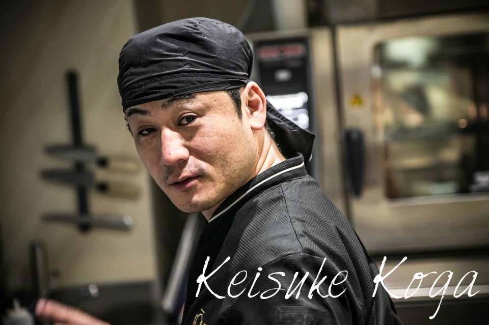Keisuke Koga chef