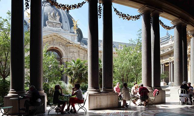 Le Petit Palais Café