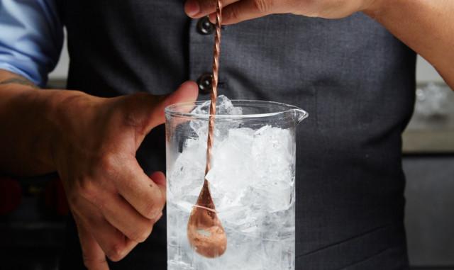 Martini preparazione