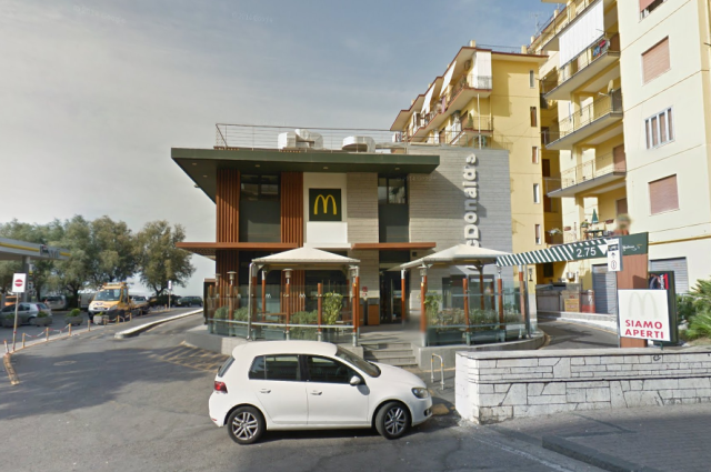 McDonald's Salerno