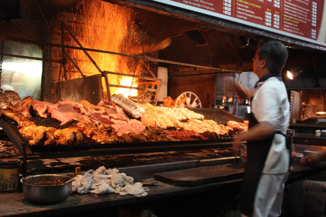 Mercado del Puerto BBQ
