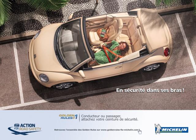 Michelin sicurezza stradale