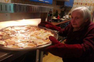 Home Restaurant. Non è mai troppo tardi per aprirlo: Leonilda a 96 anni, ad esempio