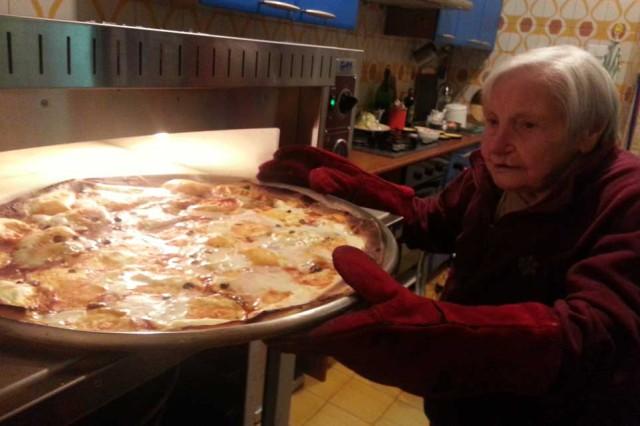 Nonna-pizzata