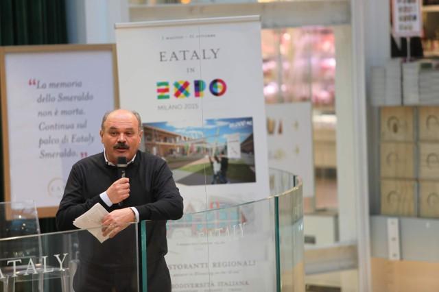 Oscar Farinetti Expo 2015