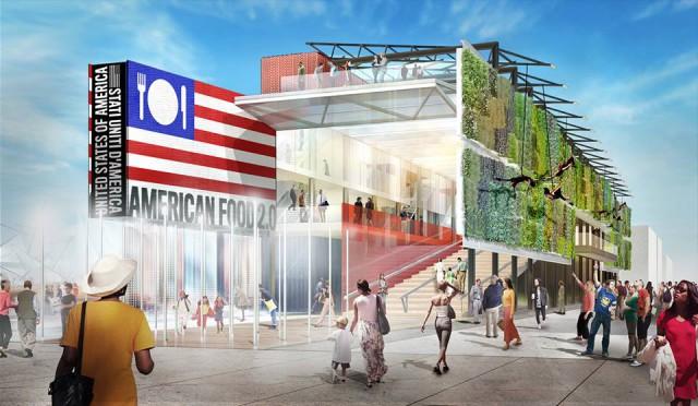 Padiglione USA Expo 2015