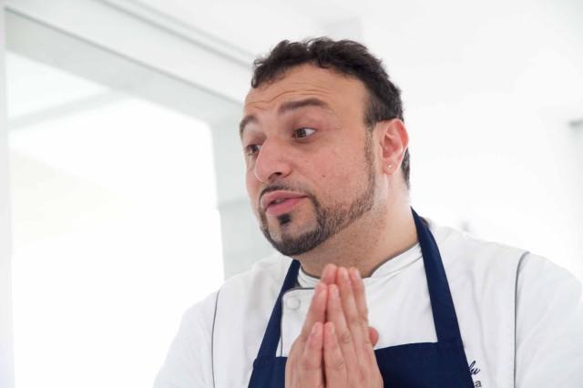 Roberto Allocca chef