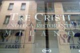 Milano. Paolo Lopriore apre il ristorante Tre Cristi in via Galilei 5
