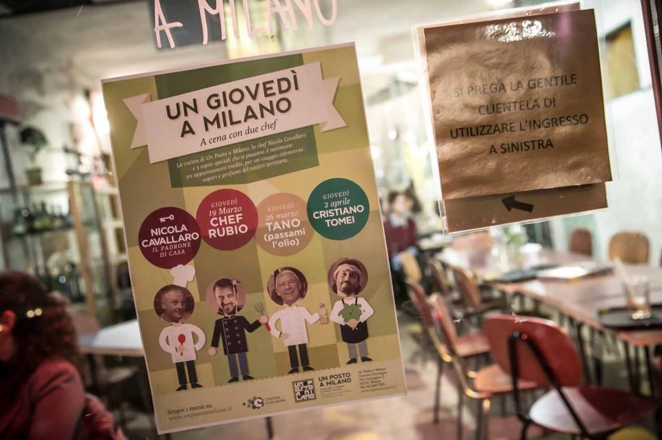 Un giovedì a Milano