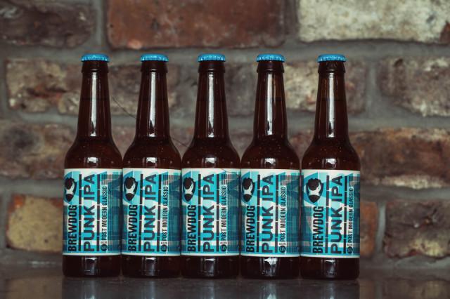 birra brew dog Punk Ipa