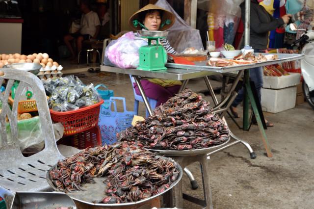 granchi mercato