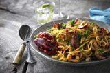Linguine all'astice: la ricetta è perfetta con il barbecue