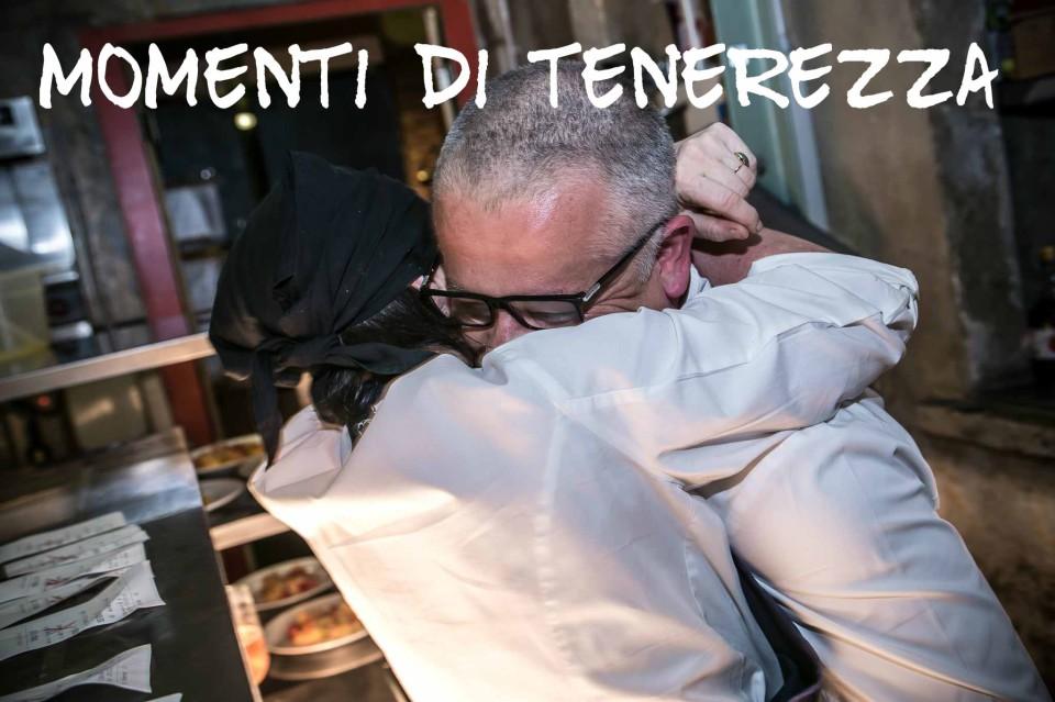 momenti di tenerezza chef