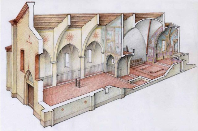 monastero Annunciata Abbiategrasso