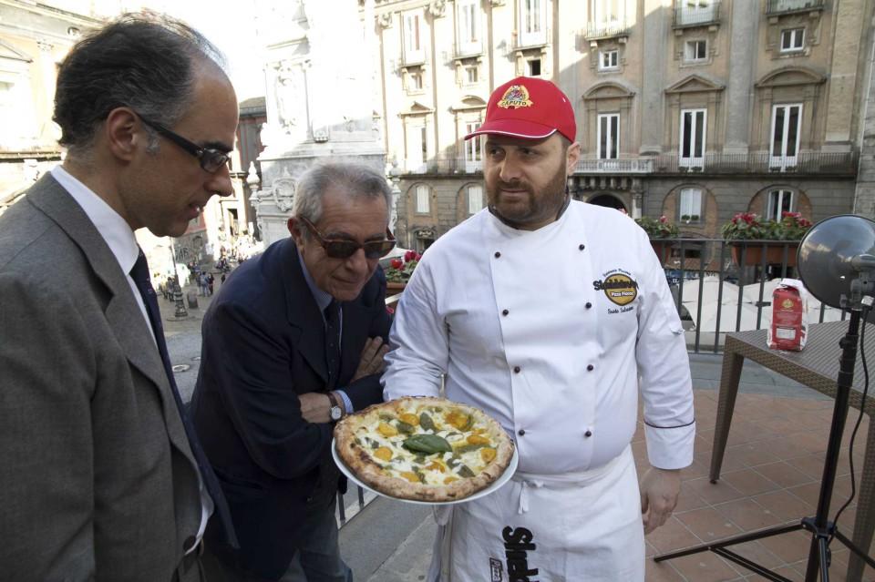 pizza Caputo Susta