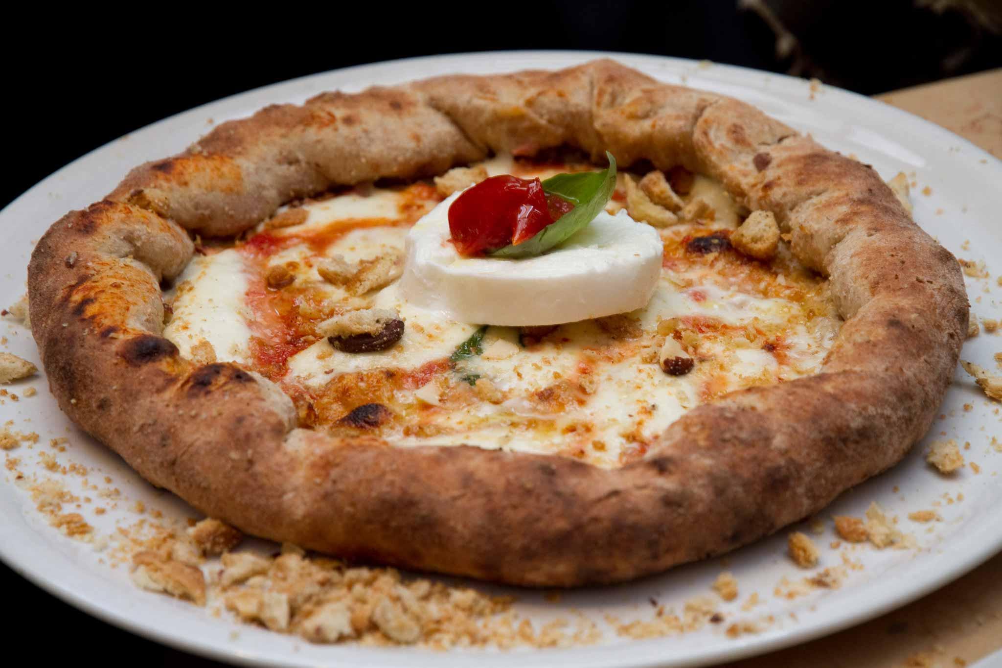 pizza Fondazione San Gennaro